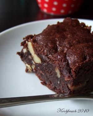 Kochfrosch Fur Schokoladenliebhaber Brownies Nach Mr Oliver